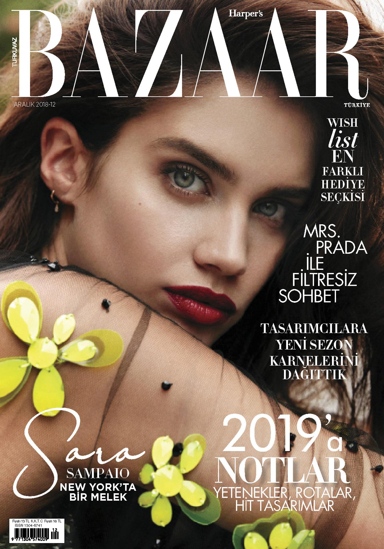 Harpers Bazaar - '18