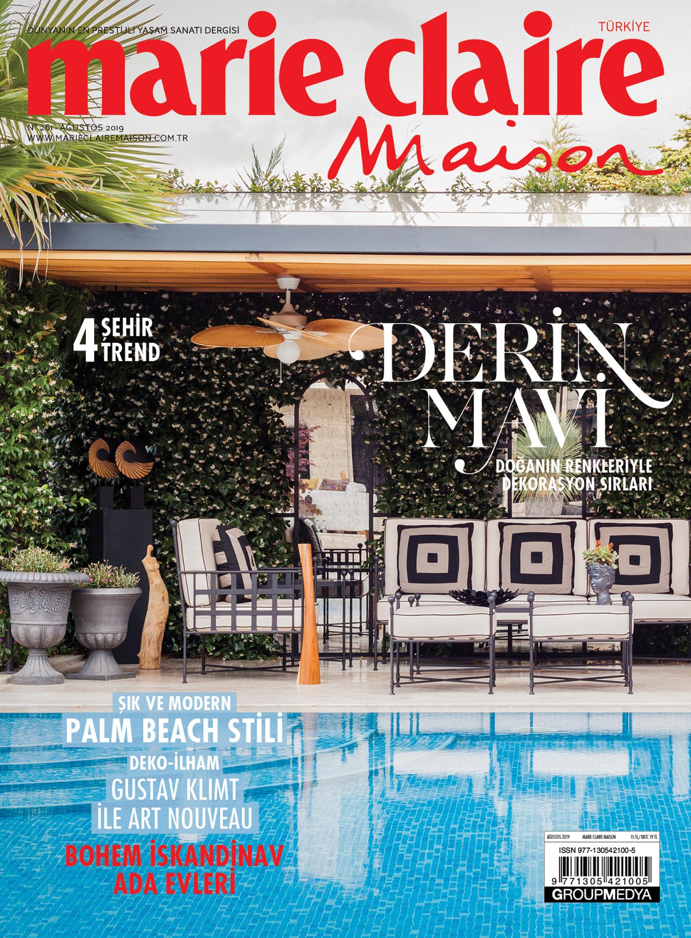 Marie Claire Maison - '19