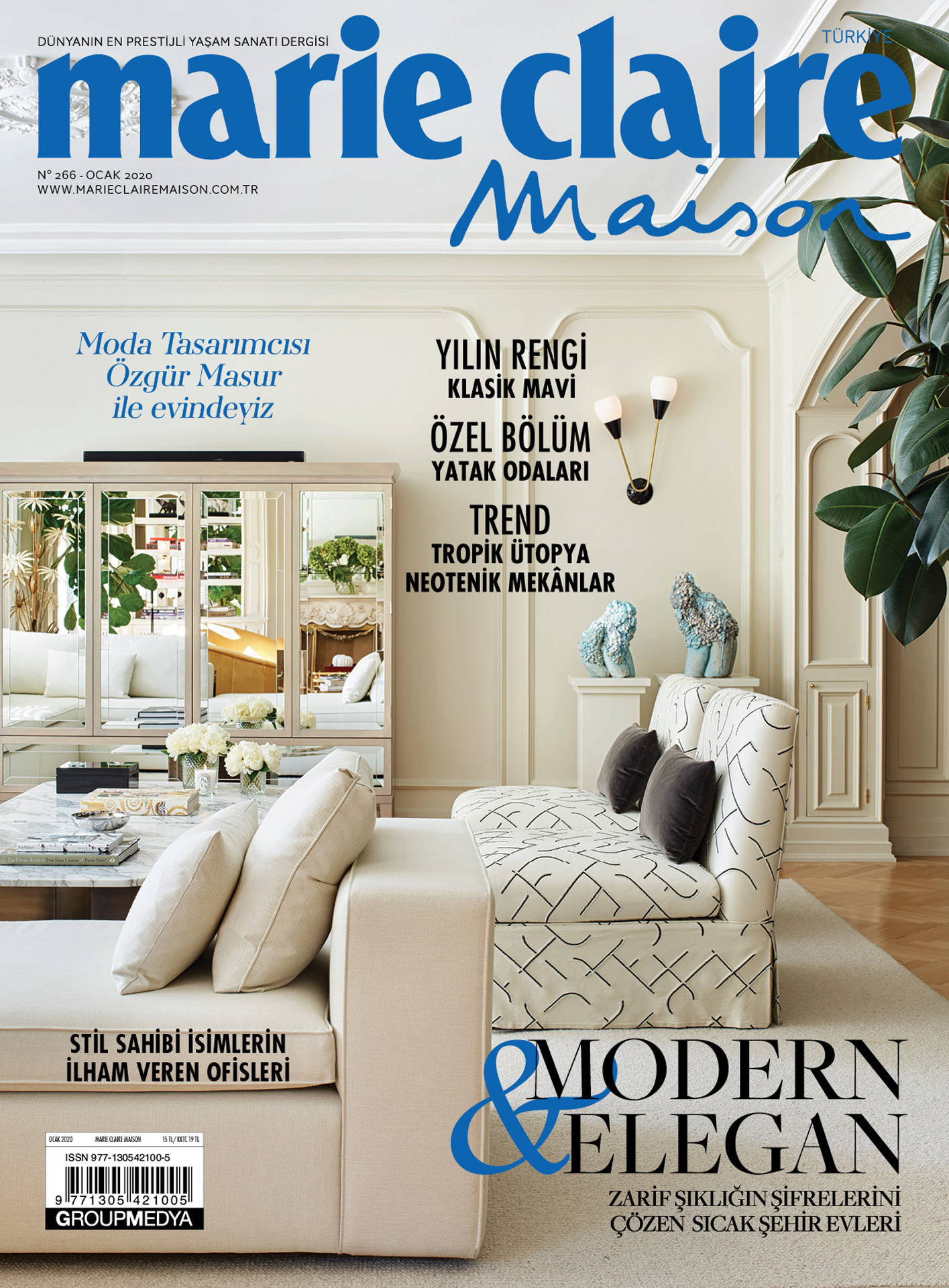 Marie Claire Maison - '20